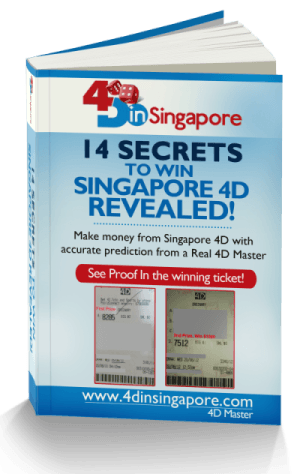 14 secrets to win singapore 4d revealed 14 Secrets to Win Singapore 4D Revealed!